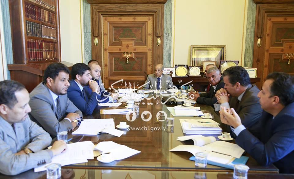 اللجنة الوطنية لمكافحة غسل الأموال وتمويل الإرهاب تعقد اجتماعها الدوري الثالث لسنة 2018