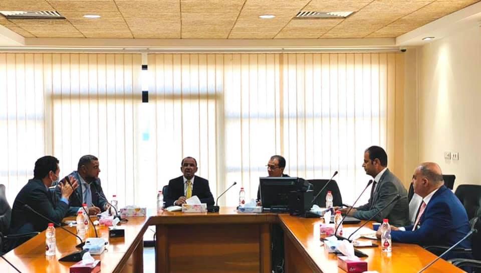 مصرف ليبيا المركزي يُتابع تنفيذ مشروع ربط فروع المصارف التجارية مع المنظومات المركزية،،